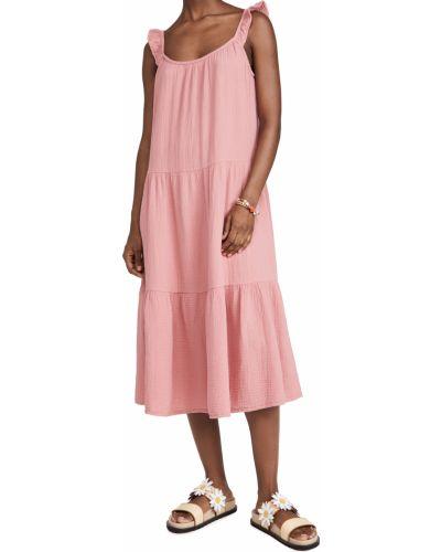 Платье - розовое Rails
