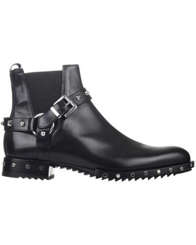 Кожаные ботинки Barracuda