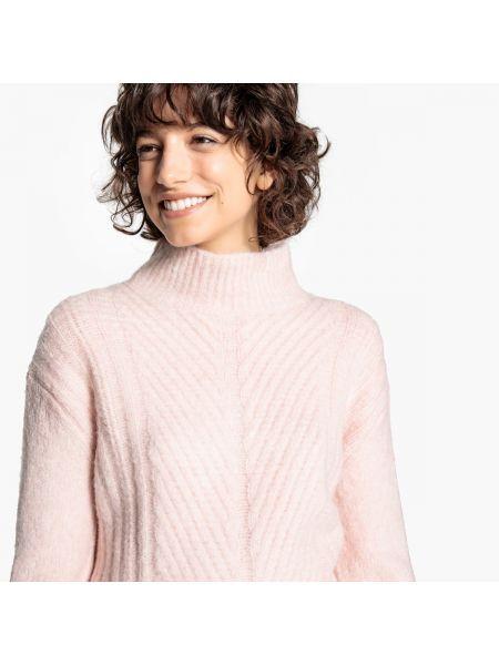 Тонкий с рукавами акриловый пуловер с воротником Best Mountain