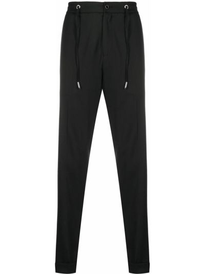 Шерстяные брюки - черные Billionaire
