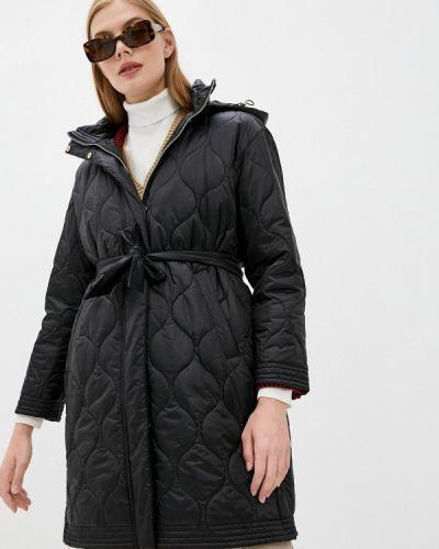 Утепленная куртка - черная Iblues