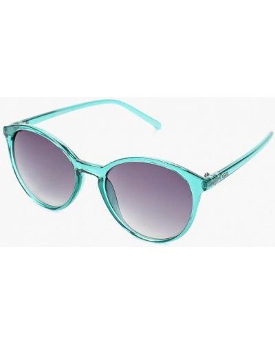 Бирюзовые солнцезащитные очки Vans