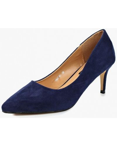 Туфли-лодочки осенние на каблуке Vera Blum
