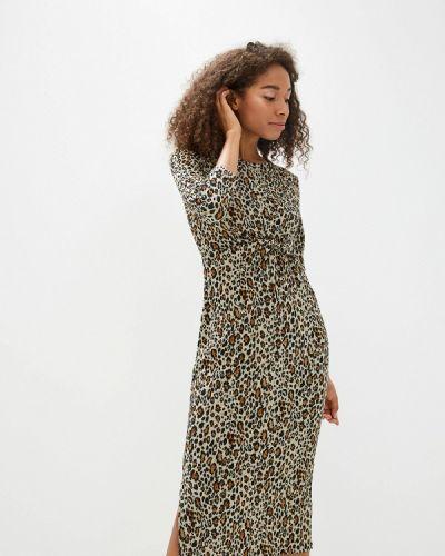 Платье прямое осеннее Springfield
