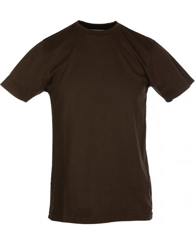 Brązowa t-shirt Colorful Standard