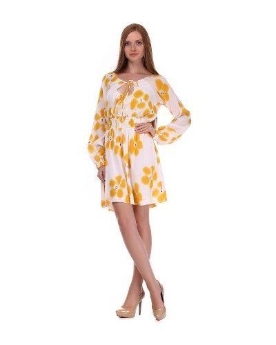 Платье - желтое Nolita