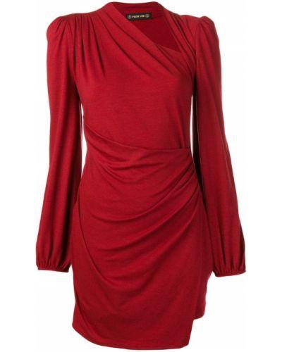 Платье макси длинное - красное Plein Sud