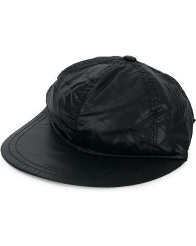 Czapka klasyczny czarny Moschino Pre-owned