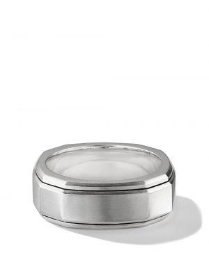 Кольцо - серебряное David Yurman