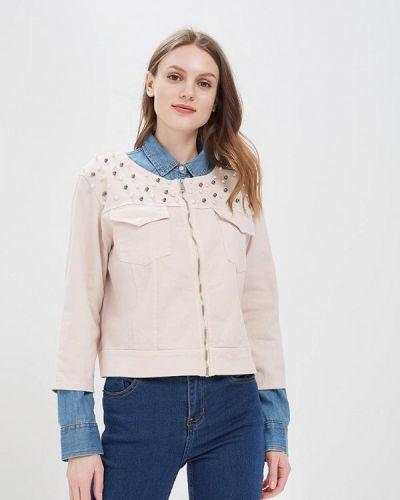 Куртка весенняя розовая Perfect J