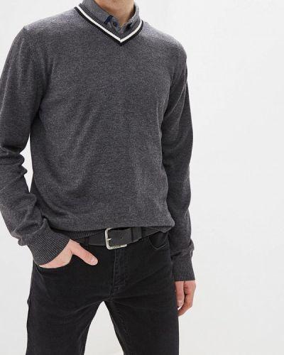 Пуловер серый турецкий Felix Hardy