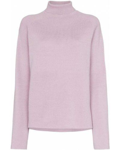 Фиолетовый свитер Carcel