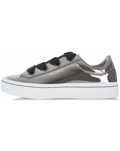 Кеды на шнуровке легкие Skechers