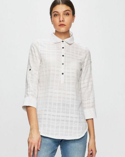 Блузка хлопковая на пуговицах Columbia