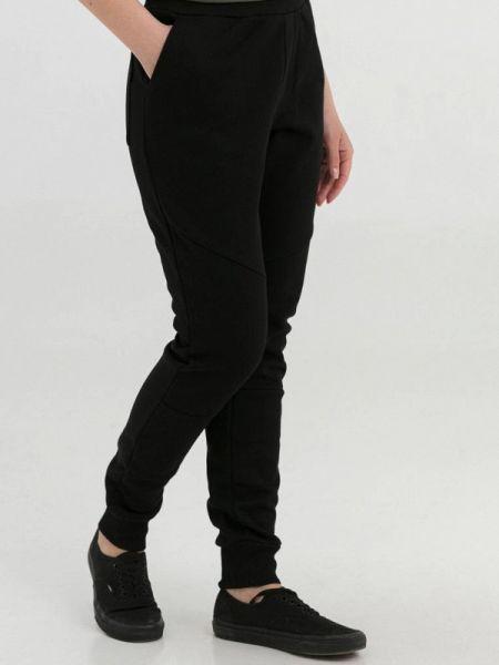 Спортивные черные спортивные брюки The Cave