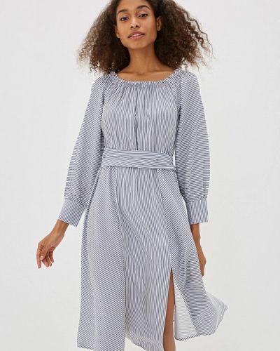 Платье - серое Tiffosi