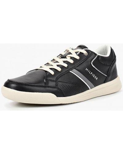 Черные кроссовки 2019 Tommy Hilfiger