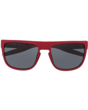 Прямые муслиновые солнцезащитные очки прямоугольные хаки Puma