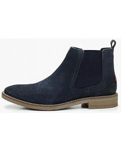 Ботинки челси замшевые 2019 Levi's®