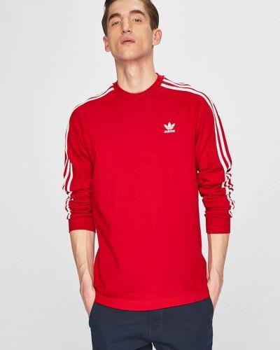 Футболка однотонная хлопковая Adidas Originals
