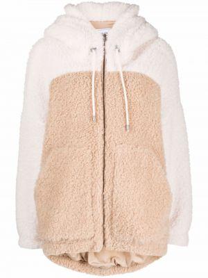Biała kurtka wełniana Forte Dei Marmi Couture