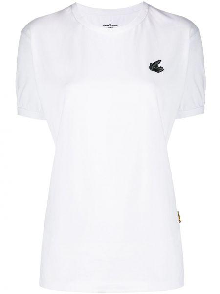 Топ белый футбольный Vivienne Westwood Anglomania
