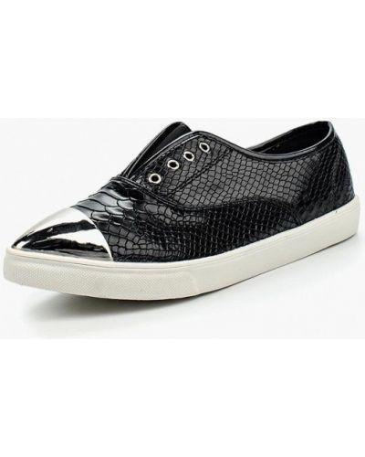 Низкие кеды из искусственной кожи демисезонный Ideal Shoes®