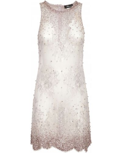 Платье миди - сиреневое Blumarine