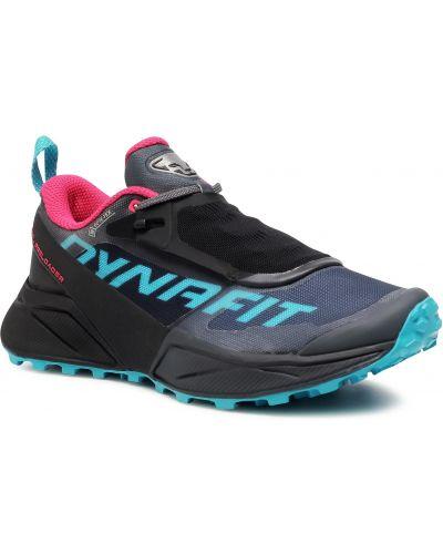 Czarne buty sportowe na obcasie Dynafit