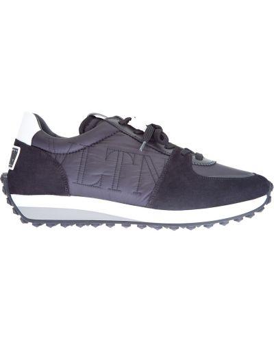 Текстильные кроссовки - черные Valentino Garavani