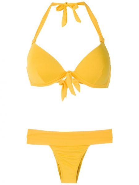 Желтые бикини с подкладкой Amir Slama