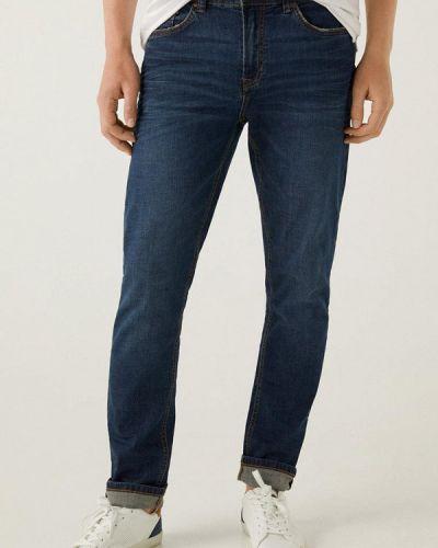 Прямые джинсы - синие Springfield