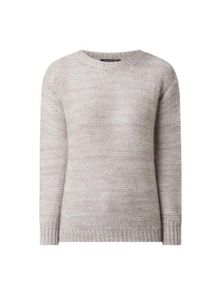 Prążkowany sweter wełniany Luisa Cerano