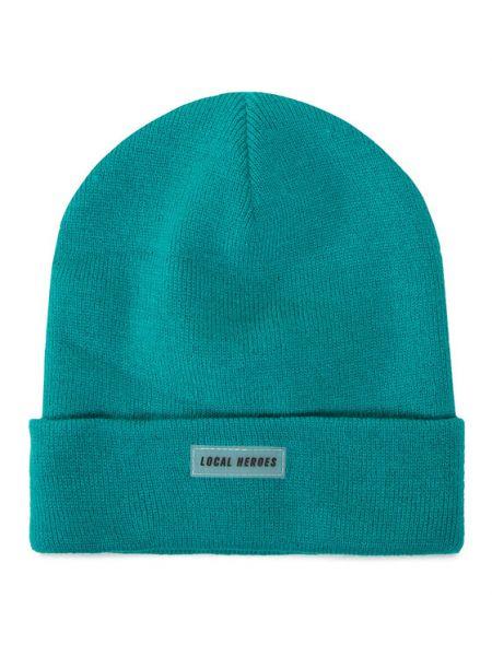 Zielona czapka Local Heroes