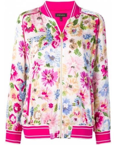 Розовая куртка Escada