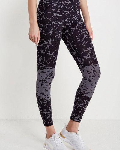 Черные брюки Puma