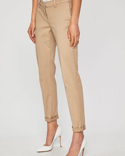 Свободные брюки с карманами чиносы Trussardi Jeans