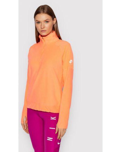 Polar polarowa - pomarańczowa Nike