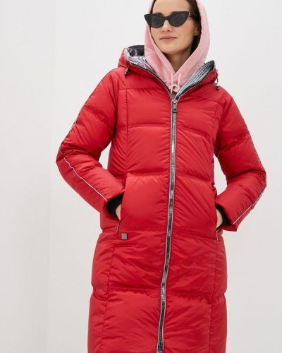 Красная куртка Avi