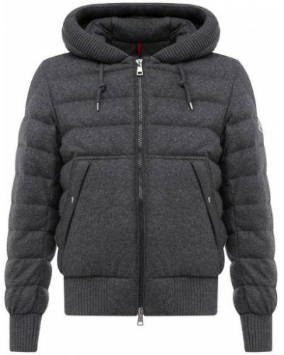 2888ab9f59b Мужские куртки с капюшоном Moncler (Монклер) - купить в интернет ...