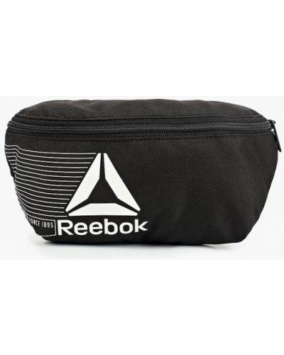 Поясная сумка текстильная Reebok