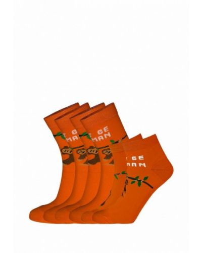 Оранжевый носки набор Bb Socks