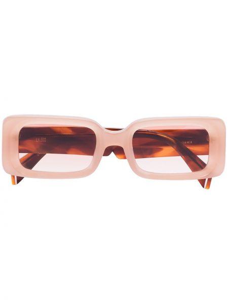 Муслиновые розовые солнцезащитные очки Kaleos