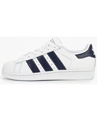 Белые кеды Adidas Originals