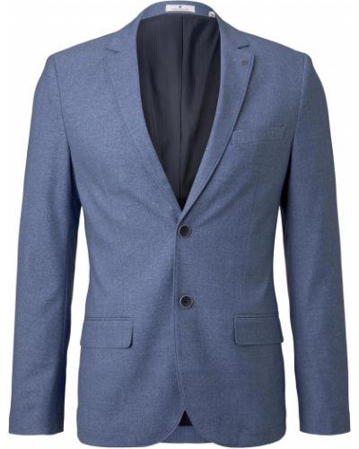 Пиджак - синий Tom Tailor