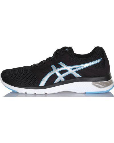 Черные кроссовки для бега Asics