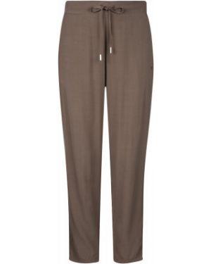 Летние брюки из вискозы Luhta