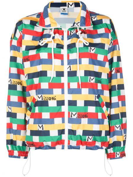Пиджак с манжетами M Missoni