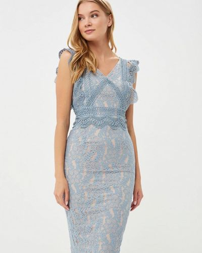 Голубое платье Little Mistress