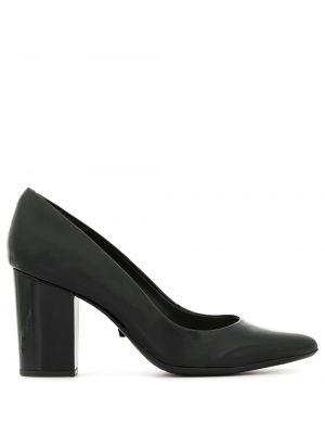 Туфли-лодочки на каблуке черные Schutz